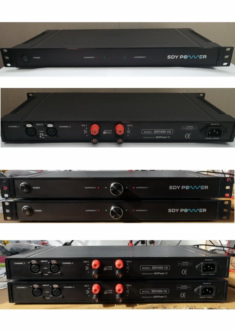 Увеличить - Усилитель мощности                    .   Power Amplifier SDY1U-400 .